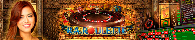 Book of Ra Roulette Live