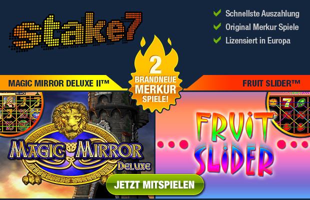 Merkur Magic Mirror online
