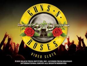 Guns N Roses NetEnt
