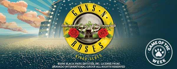 Guns N' Roses Spielautomat online spielen