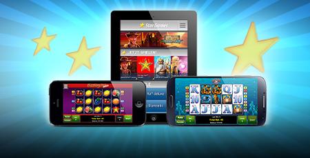 Mobile Online Casino - iPhone - Android - Tablet - Spielautomaten wie Book of Ra mobil spielen und mehr!